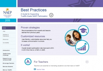 NAEP Best Practices Guide